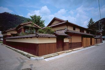 生野まちづくり工房井筒屋(旧吉川邸)